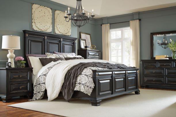 Standard Furniture | Passages King Bed