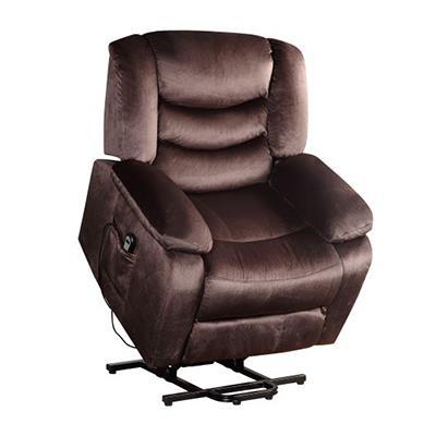 American Imports Urbino chocolate PWR lift chair