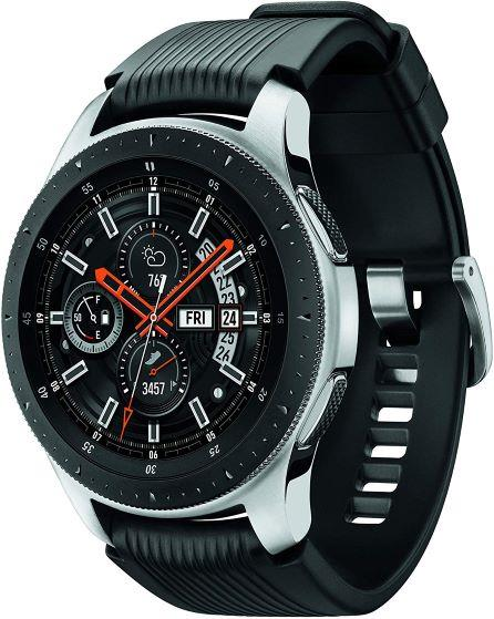 Samsung | Samsung Galaxy Smartwatch - Silver