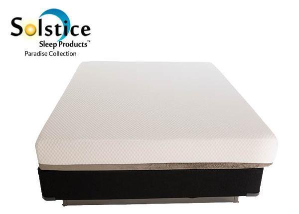Solstice Sleep Products Twin Memory foam mattress