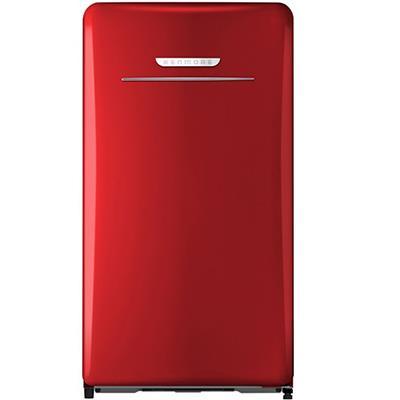 Kenmore | 4.4 cu ft Compact Red Retro Refrigerator