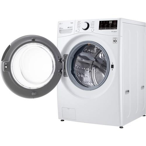 LG | 4.5 CF Front Load Washer