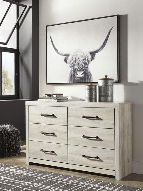Signature Design   Cambeck Whitewash Dresser only