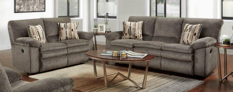 Catnapper | Tosh Pewter SOFA and RECLINER