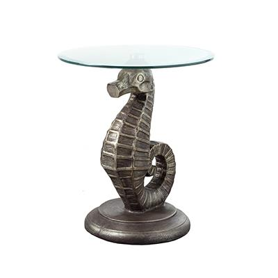 Powell | Sandy the Seahorse Side Table