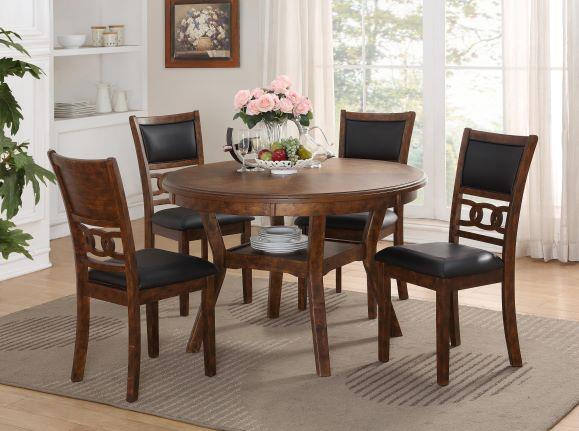 American Imports | Gia Table with 4 chairs