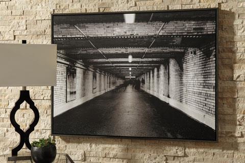 Signature Design  Param Hallway Wall Art