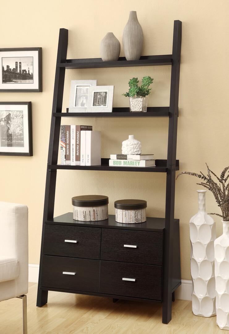 Coaster   Ladder Bookcase