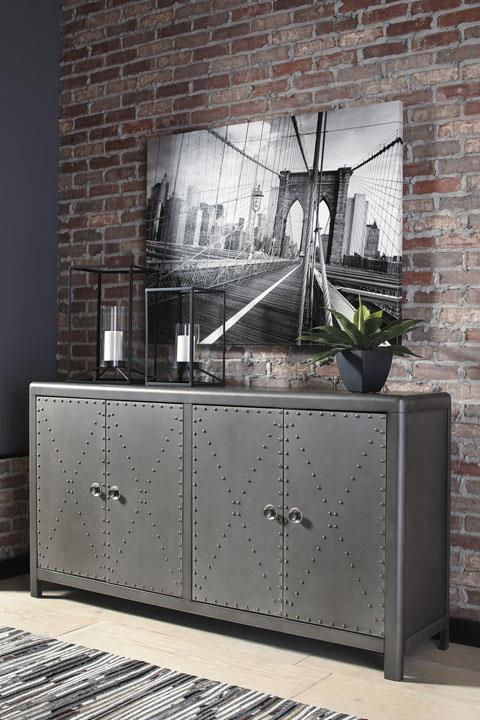 Signature Design | Accent Cabinet