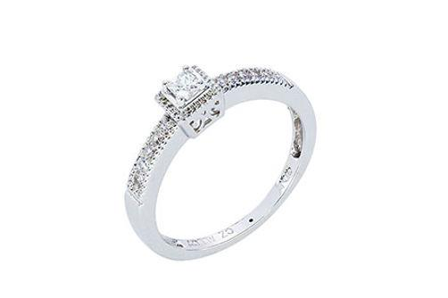 New Generations Diamond Solitaire Ring