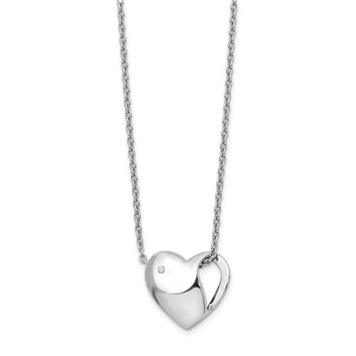 New Generations | Sterling Silver Necklace