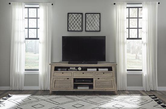 Progressive Furniture   72 TV Cart
