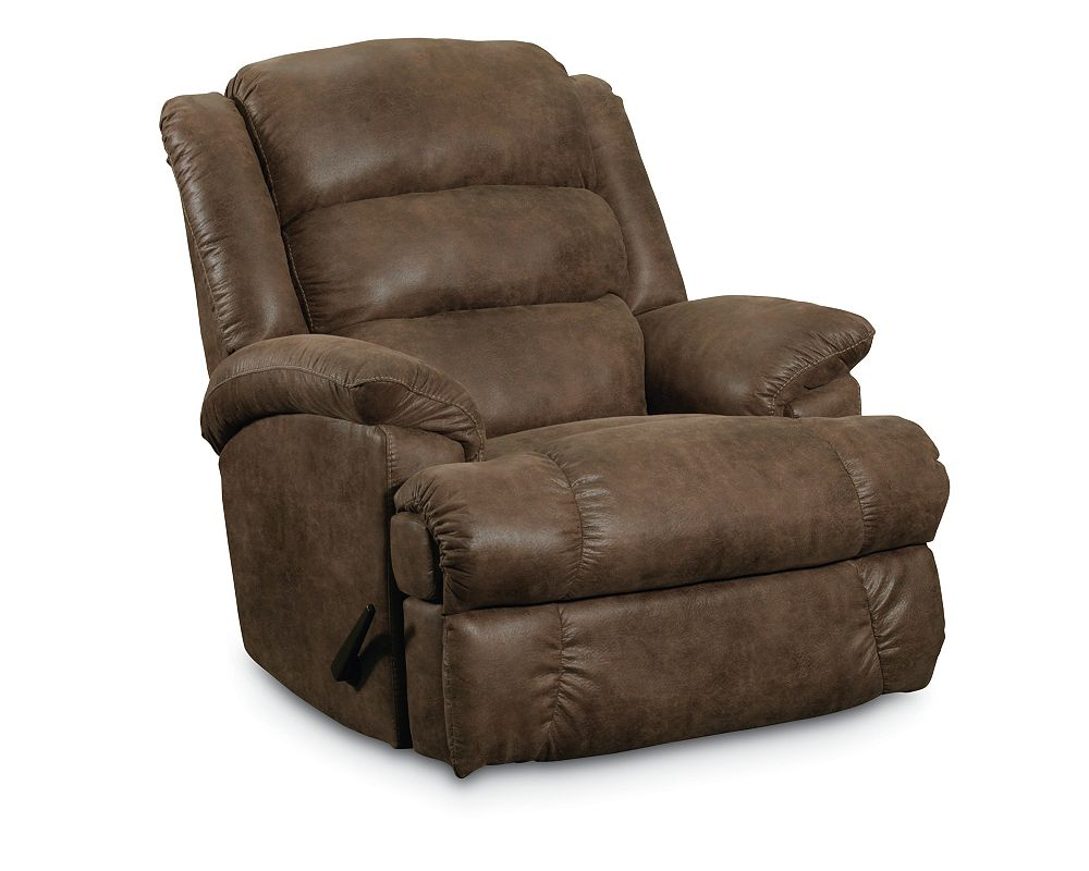 Rent lane knox pad over chaise rocker recliner sahara for Bulldog pad over chaise rocker recliner