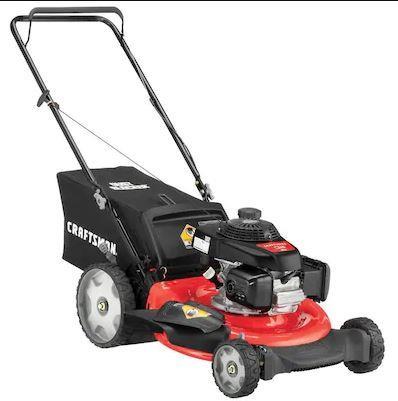 Craftsman | 21-in 3-in-1 Gas Honda Lawn Mower