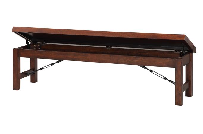 American Imports | DINING STORAGE BENCH ACACIA