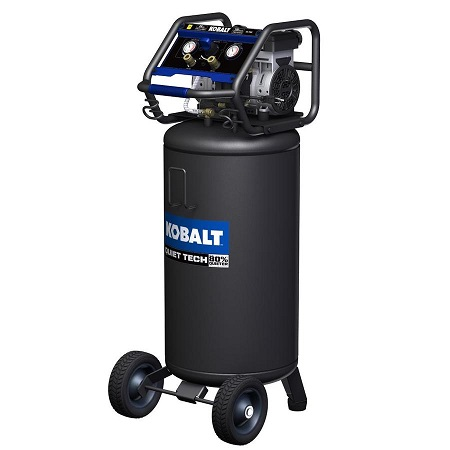 Kobalt Electric Vertical Air Compressor
