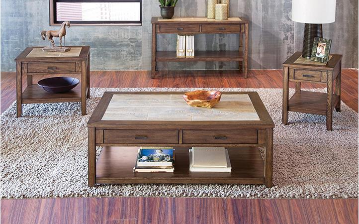 American Imports   END TABLE SONOMA COUNTY