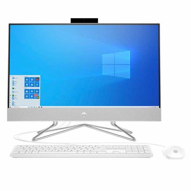 """HP - Refurbished 23.8"""" All-in-One Computer"""