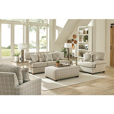 Jackson Furniture | Farmington Buff Storage ottoman