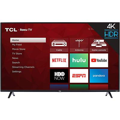 "TCL | 43"" HD Smart TV with Roku"