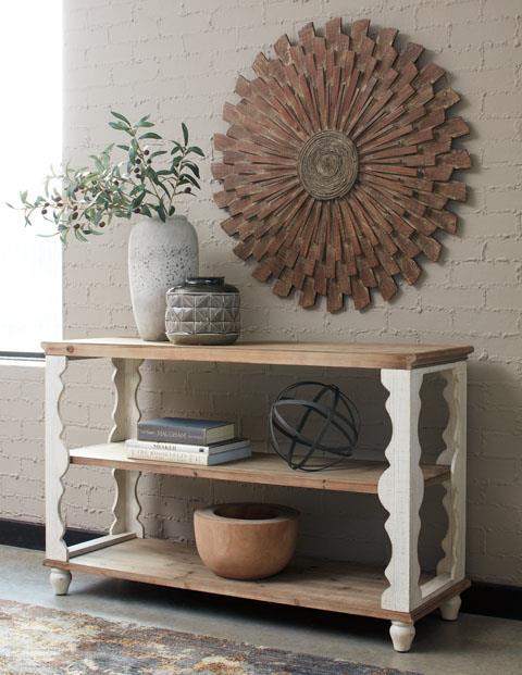 Signature Design | Console Sofa Table