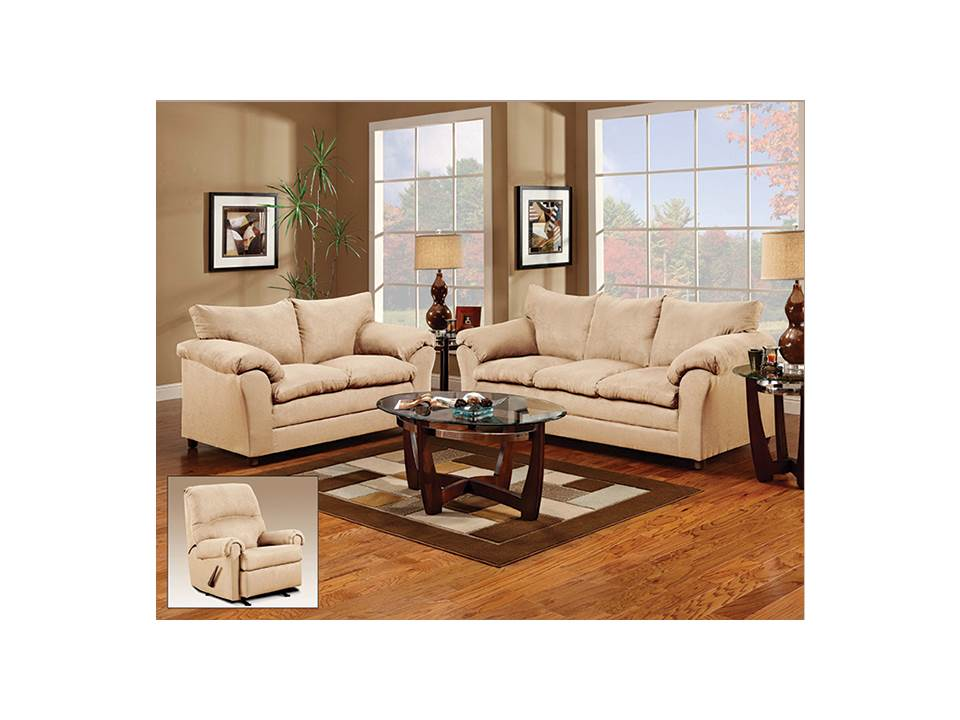 Rent American Wholesale Furniture 1150 Sofa Victory Lane Taupe Inactive Special Rental