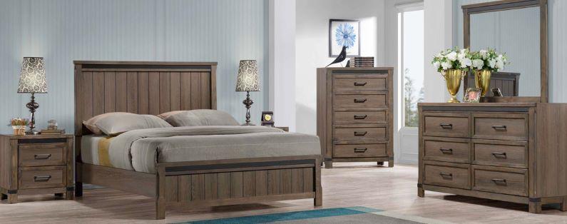 Radcliff Road Queen Bed