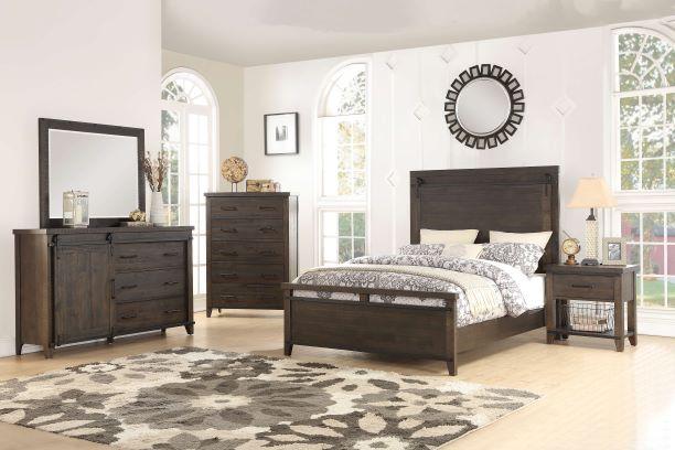 Sundance Queen Bed