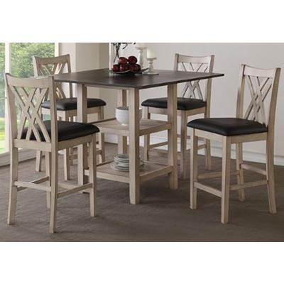 American Imports | Paige PUB 4 chair set
