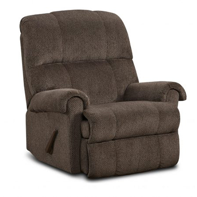 Affordable Kennedy Chocolate Recliner