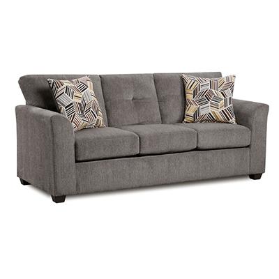 Kennedy Grey Sofa