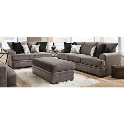 Akan Graphite Sofa and Chair-half