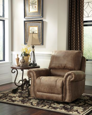 Signature Design Larkinhurst Rocker Recliner