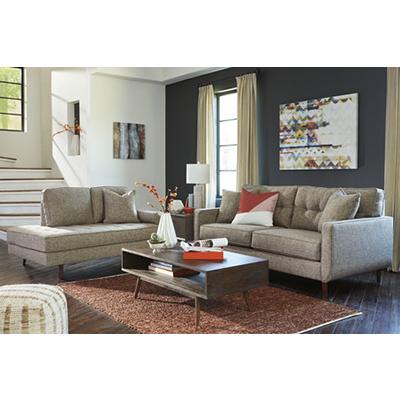 Benchcraft Dahra Jute Sofa & Chaise