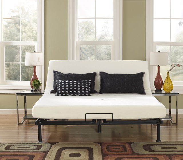 Where To Rent Adjustable Beds : Rent boyd zero gravity queen size adjustable bed frame