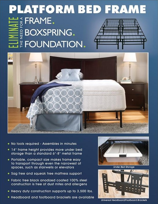 How to Build a Custom King Size Bed Frame  the thinking