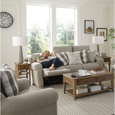 Catnapper Westport Metal Motion Sofa & Recliner