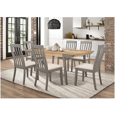 Nogales Table w/ 4 Chairs