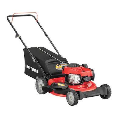 1125499 21-in Gas Push Mower, BriggsStratton