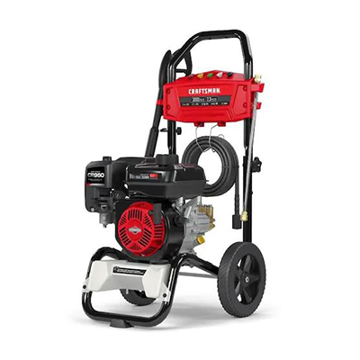 3000 PSI Gas Power Washer