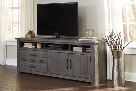"""Progressive Nest Dark Gray 74"""" TV Stand"""