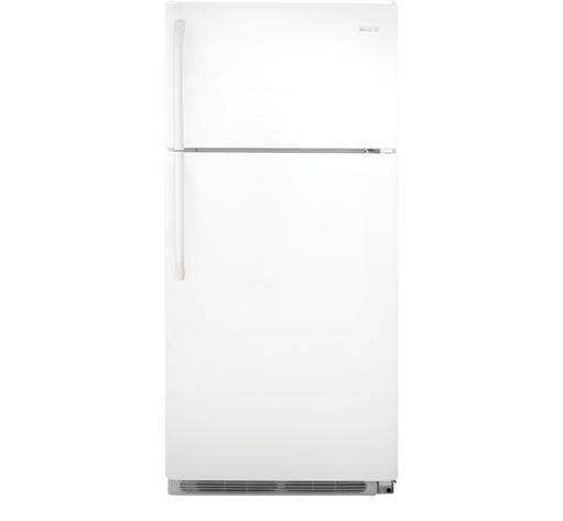 Frigidaire 18 cu. ft. Top Mount Refrigerator - White