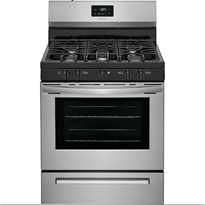 Frigidaire 30-in Stainless Gas Range