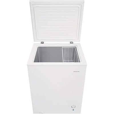 5 CuFt Chest Freezer - White