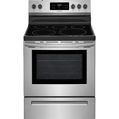 Frigidaire Smooth Top Range, Stainless