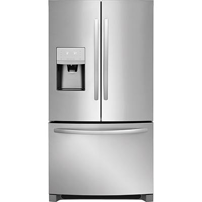 Frigidaire   27 CuFt French Door Refrigerator w/ Dispenser