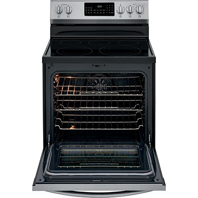 Frigidaire 30-Inch Electric Range with Air Fry, Stainless