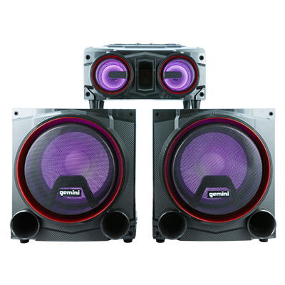 Gemini Home Audio Party System