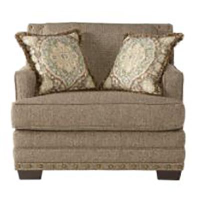 MALIBU CANYON BUCKHORN Cuddler Chair