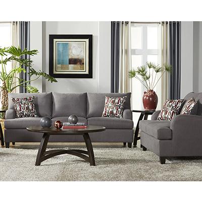 Image Carbon Lava Sofa